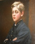 Sir William Goodenough (aged 14)
