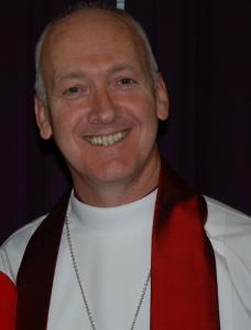 Bishop Nick at Springfield Church