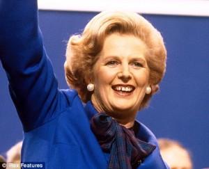 Margaret Thatcher - visionary