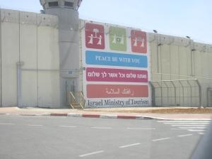 """Israeli """"peace"""" wall around Bethlehem"""