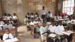 RUSH children in class