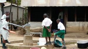 Water Pump at RUSH, Kakamega