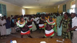 Visiting the RUSH Project in Kakamega, Kenya