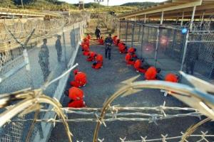 prisoners held in guantanamo bay