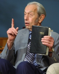 Harold camping who runs Family Radio Worldwide