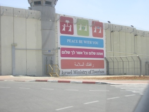 "The ""peace wall"""