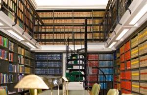 Peterhouse Library