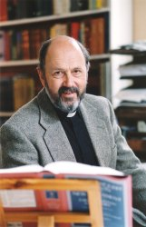 Professor N T Wright previously bishop of Durham (also known as Tom Wright)