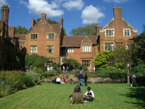 Westcott House Theologcial college