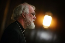 Dr Rowan Williams given freedom of the city