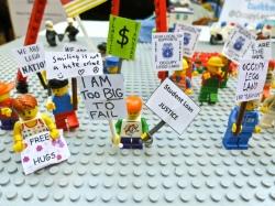 lego land protest 3
