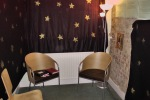 Prayer room set out for week of prayer as a stable
