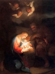 The Birth of Christ, Raphael