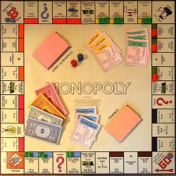 Monopoly Board for London