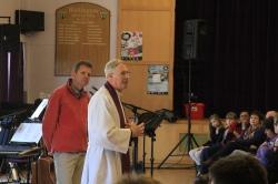 Bishop Christopher at Springfield