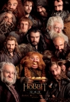 The dwarves from the film The Hobbit