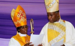 first african female bishop
