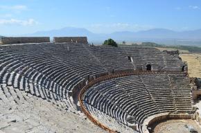Ampitheatre at Heriapolis