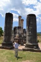 Unfinished columns of Temple of Artemis, Sardis