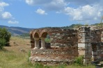 Byzantine church built next to Temple of Artemis, Sardis