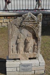 Laodicean tombstone