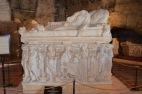 An Ornate Sarcophagus at Hierapolis