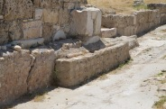 Water pipes at Laodicea