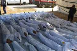 sarin attack, syria